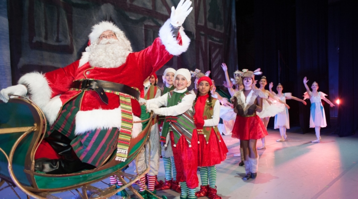 USDA traveler website helps Santa and his elves