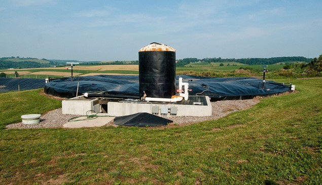 Six dairy digester projects funded