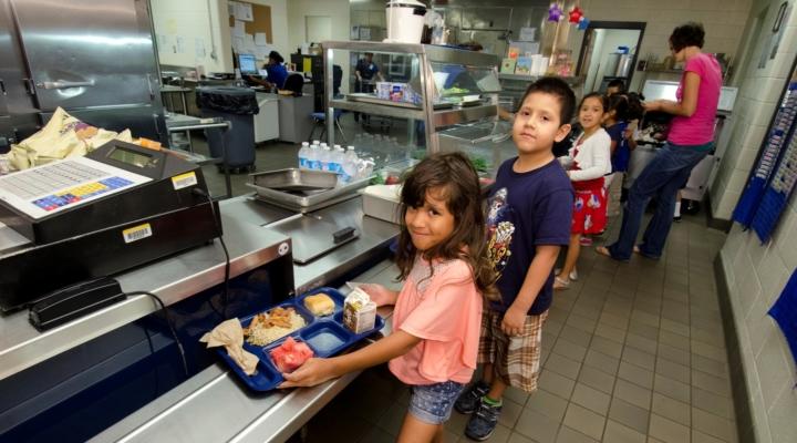 Changes to U.S. school lunch program
