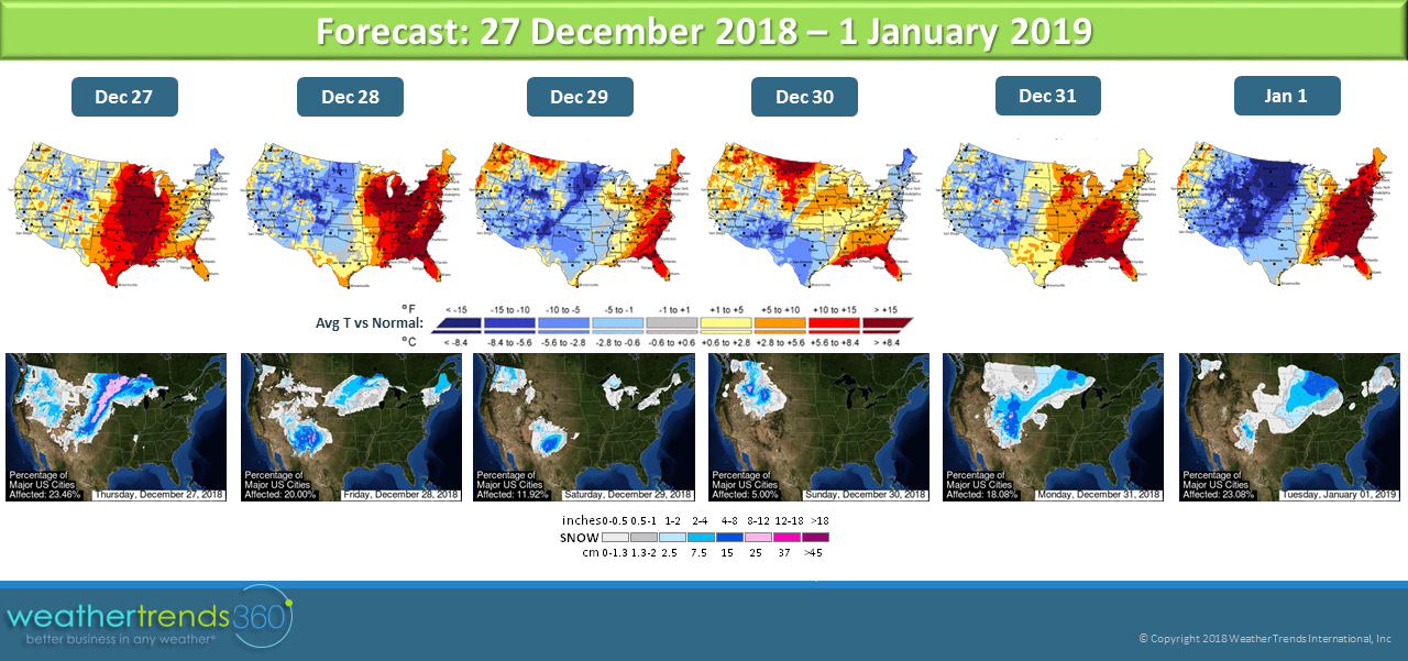 U S  forecast through New Year's Day | Morning Ag Clips