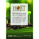 The Indiana Horticultural Congress will be held February 12-14, 2019. (Courtesy of Purdue University)