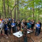 Sessions will include professional resource presentations, hands-on experiences, take home study information, and practice competitions and quizzes to help teams prepare for the Envirothon competitions. (Courtesy of Van Buren Conservation District)