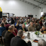MSCA members gathered in Alexandria, MN to participate in Minnesota's premier cattle and beef industry educational event and trade show to punctuate their grassroots policy development process. (Courtesy of Minnesota State Cattlemen's Association)
