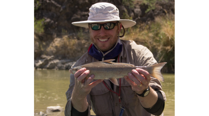 Scientists find Mexican fish never identified in U.S.