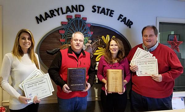 Maryland State Fair wins multiple IAFE awards