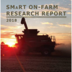 2018 SMaRT research report cover. (Courtesy of MSU Extension)