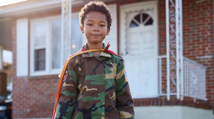 7-year-old boy has helped thousands of veterans after watching a video about homelessness