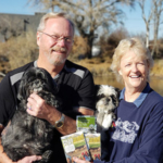 Grand Junction resident Dianna Unitt was the first to complete CPW's State Parks Passport Program. (Courtesy of Colorado Parks & Wildlife)