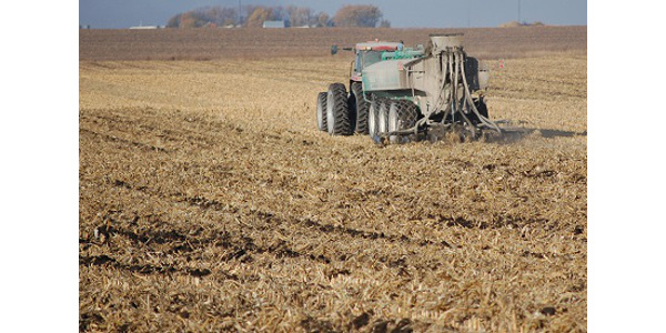 Iowa State University Extension and Outreach and the Iowa Department of Natural Resources will conduct a Commercial Manure Applicator training on Thursday, Jan. 3, 2019. (Courtesy of ISU Extension and Outreach)