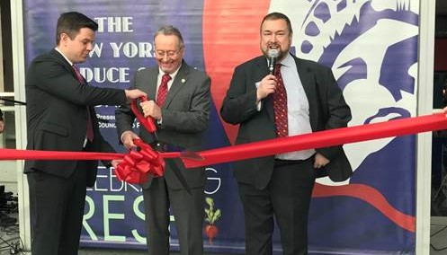 Ag Commissioner kicks off New York Produce Show