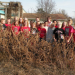 The Power of Pollinators, a module developed with assistance and input from Iowa State University specialists and classroom teachers across Iowa, was piloted by Water Rocks! with Turkey Valley Schools fourth and fifth grade classes in late October. (Courtesy of ISU Extension and Outreach)