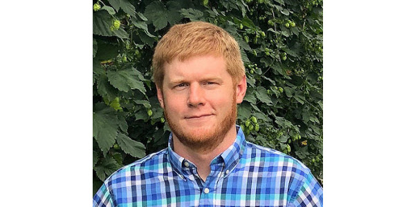 The Michigan State University Department of Plant, Soil and Microbial Sciences (PSMS) welcomed new faculty member Timothy Miles on July 1, 2018 as an Extension and faculty member studying small fruit and hop diseases. (Courtesy of Michigan State ANR)