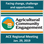 The Professional Dairy Producers® (PDPW), Wisconsin Counties Association, and Wisconsin Towns Association will host the 2019 ACE (Agricultural Community Engagement®) Regional Meeting on Tuesday, January 29, 2019, at the Sheraton Hotel in Madison, Wis.
