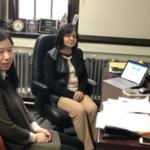 Yijia Li and Madhu Khanna. (Courtesy of University of Illinois)