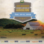 Planning is in full swing for the 48th Missouri Governor's Conference on Agriculture