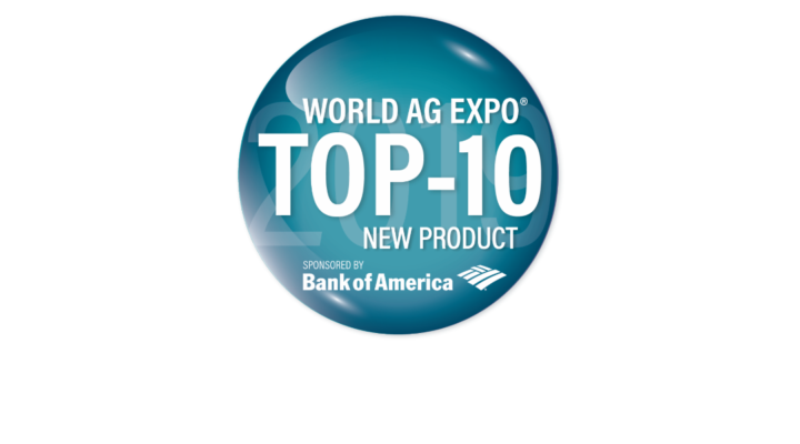 2019 World Ag Expo Top-10 New Product Winners