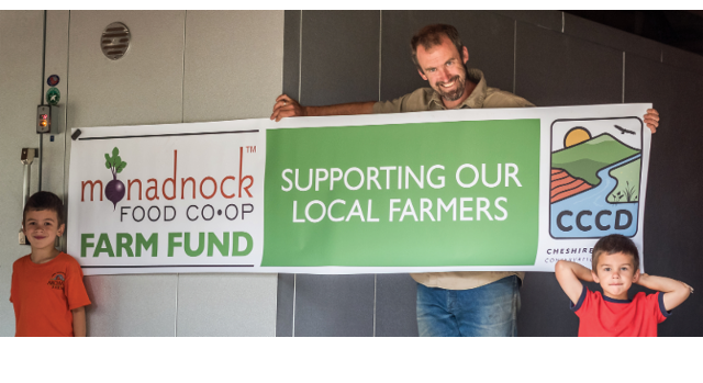 CCCD announces 3rd year of MFC Farm Fund