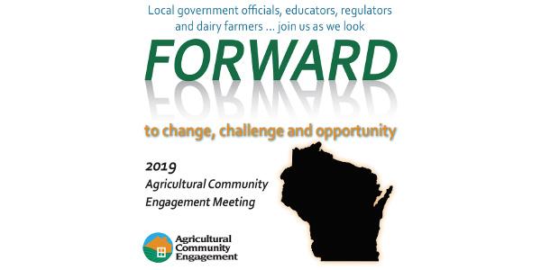 """Leading Wisconsin Forward"""