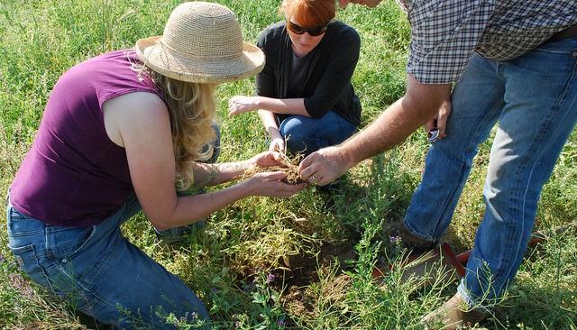 Women landowners impact conservation practices