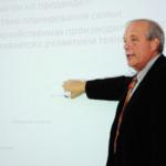 WIU Professor Emeritus John Carlson. (Courtesy of Western Illinois University)
