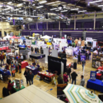 The 2018 Ag Mech Show at Western Hall. (Courtesy of WIU)