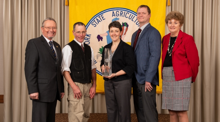 Ag forum highlights challenges, contributions