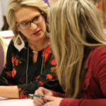 The annual Women in Agriculture Conference offers business-management training and opportunities to network with other producers. (Courtesy of UNL)