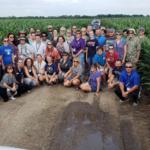 2018 Seed to STEM workshop. (Courtesy of Kansas Corn)