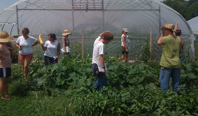 Open Farm Day Re-Organizational Meeting