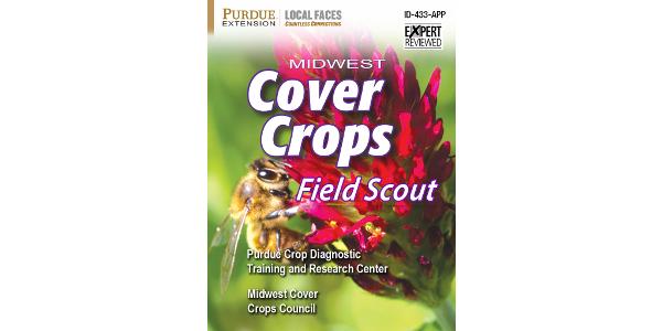 Cover crop field guide available as mobile app