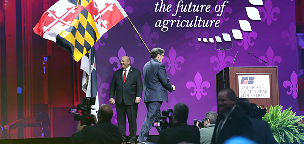 Image result for PHOTOS American Farm Bureau JANUARY 2019 CONVENTION