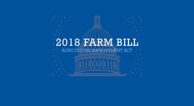 A farm bill for the New Year