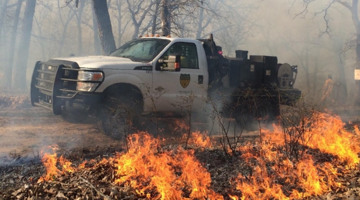 OK Forestry Services reports 2018 wildfire numbers