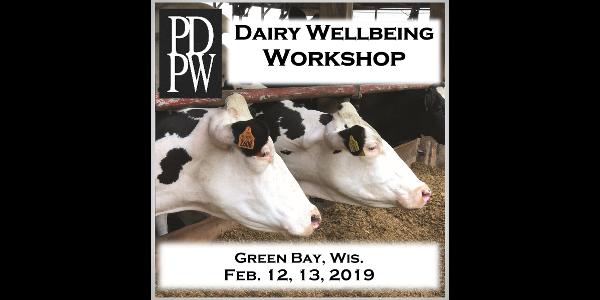 PDPW Dairy Wellbeing Workshop
