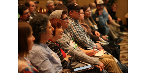 The 30th Annual MOSES Organic Farming Conference—the country's largest conference about organic and sustainable agriculture—takes place Feb. 21-23, 2019, in La Crosse, Wis. (Courtesy of MOSES)