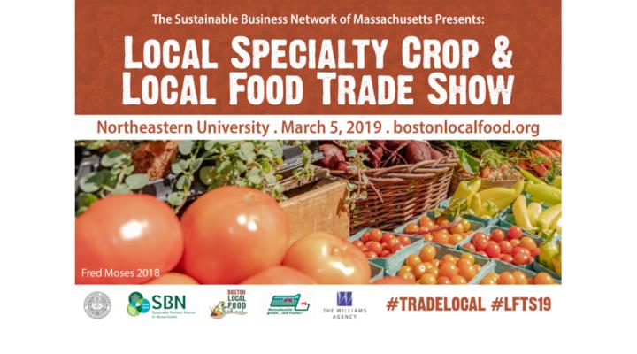 Local Specialty Crop & Local Food Trade Show