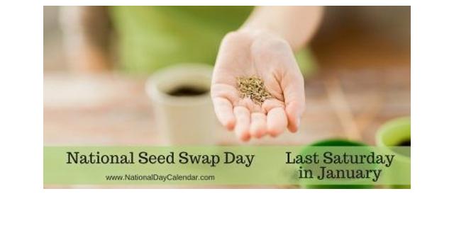 Otsego Master Gardener Annual Seed Swap