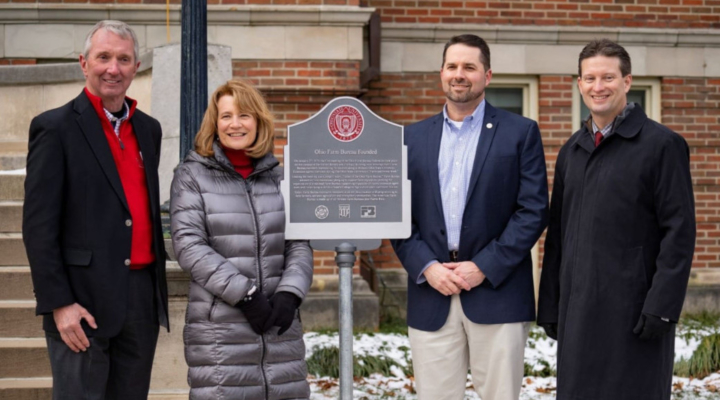 Ohio Farm Bureau marks centennial at OSU