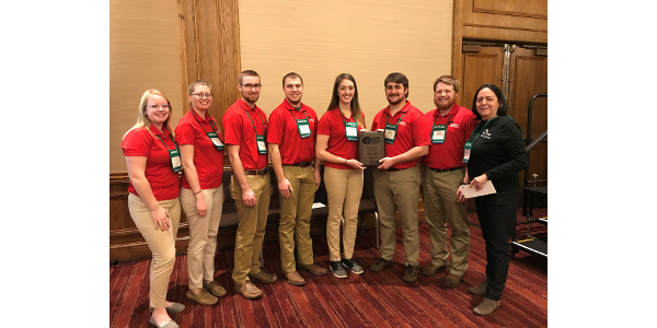 River Falls team takes first in National Forage Bowl