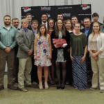 NCTA Aggies are reserve champions among 2-year colleges at NACTA (national agricultural colleges contest) in April, 2018. (NCTA News photo)