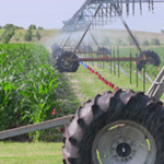 During the past few years, irrigated agriculture has increased significantly in Minnesota. (Courtesy of University of Minnesota Extension)