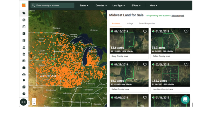 FarmlandFinder expands land research tool | Morning Ag Clips