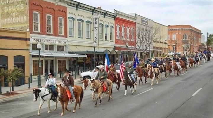 GRA Trail Riders visit San Marcos