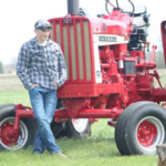 A healthy respect for the dangers of farm equipment is critical, and education and training are vital in ensuring the safety of youth working in agriculture. (Courtesy of MSU Extension)