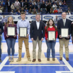 Agriculture Commissioner Ryan Quarles alerted Kentucky student-athletes that the deadline to apply for one of six scholarships and the honor of being recognized as a 2019 Kentucky Ag Athlete of the Year is only a few weeks away. (Courtesy of Kentucky Department of Agriculture)