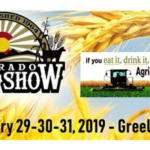 The 55th Annual Colorado Farm Show is set for January 29-31, 2019 in Greeley, Colorado.