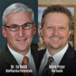 Key agriculture technology speakers for the ConnectMORE and EmpowerMORE Sessions are Dr. Williams, Dr. Ed Robb, Mark Pryor and Todd Sears. (Courtesy of Missouri Department of Agriculture)