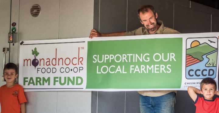 3rd year for Monadnock Food Co-op Farm Fund