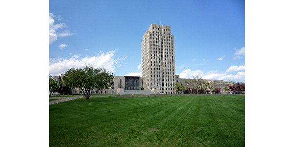 ND State Capitol