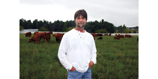 "Country music legend Teddy Gentry, bass player for country music group ""Alabama"" and Cattle Breeder. (Courtesy of Missouri State University-West Plains)"